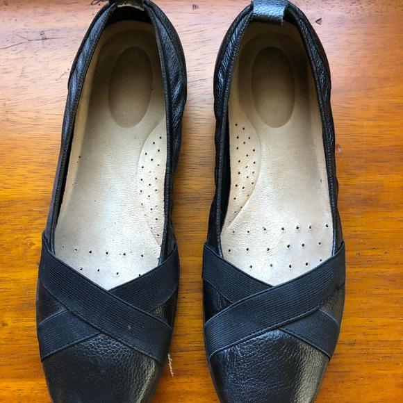 Naturalizer Shoes | Black Flats | Poshmark